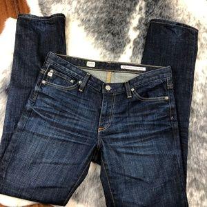Adriano Goldschmeid Premier Skinny Straight Jeans